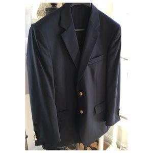 Brooks Brothers 346 41R Wool Sport Coat Blazer